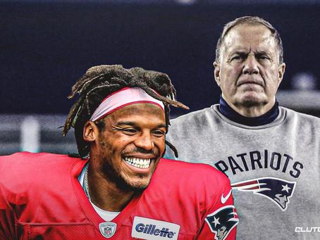 Should the Patriots re-sign Cam Newton?