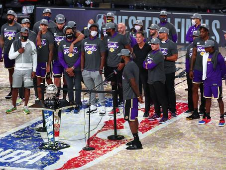NBA Finals Recap