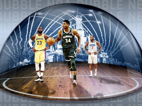 2021 NBA Season Poses Many Questions Marks Amidst COVID-19 Pandemic