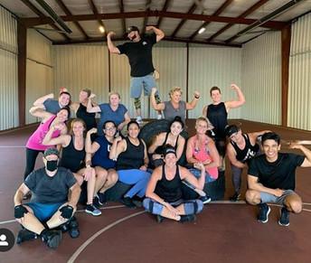 Basketball/Workout Pavilion