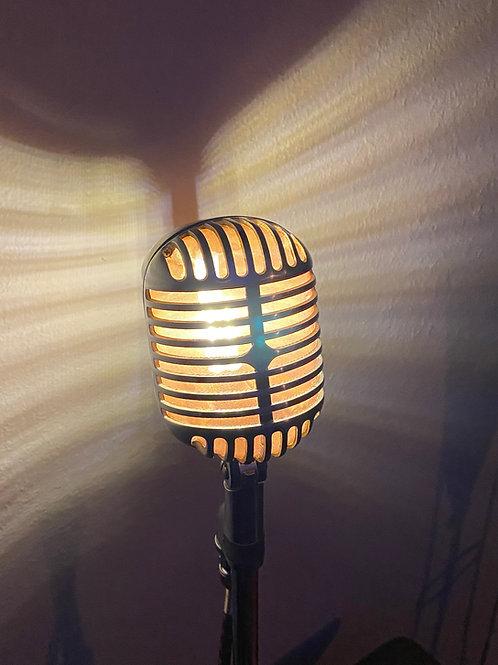 Shure FatBoy Mic Lamp