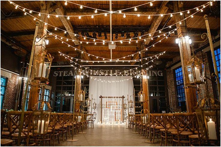 Beautiful Industrial Wedding Venues in Toronto & Ivana James u0026 Co [ Wedding Planning ] | BLOG