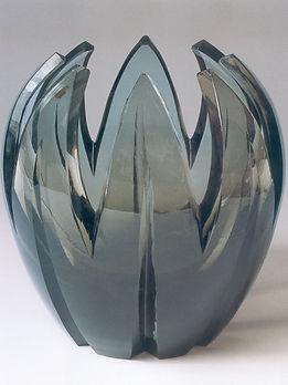 Мухина Ваза Астра стекло