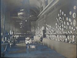5_Выставка фарфора в Доме Мятлевых. Август, 1919