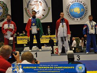European Championship Sweden 2010