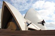 Sidney, Teatro dell'Opera con Master Orl