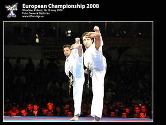 European Championship Wroclaw Poland 2008