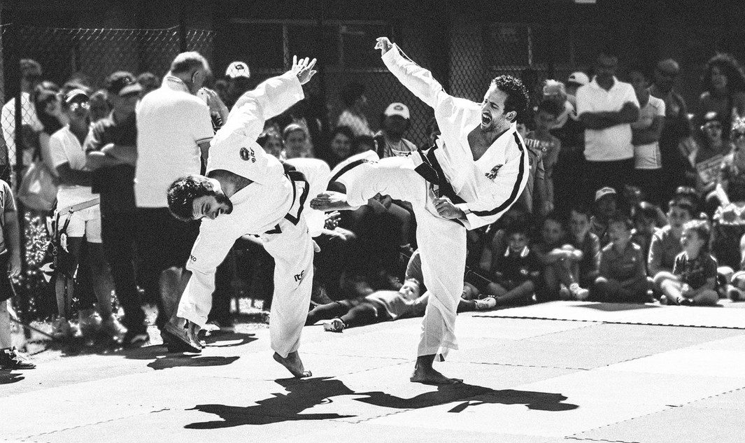 Dimostrazione Traditional Sparring 2015