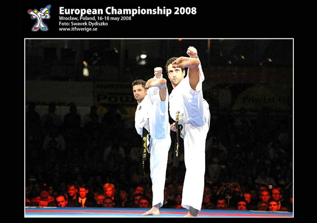 Finale Europei 2008 Wroclaw Polonia