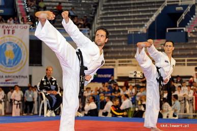 Campionato Mondiale Argentina 2009 Mar D