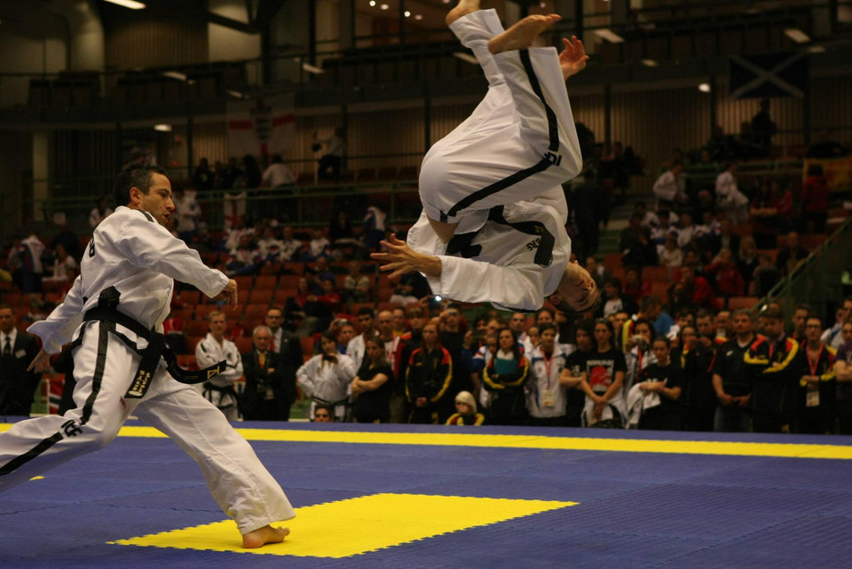 Traditional Sparring Campionato Europeo