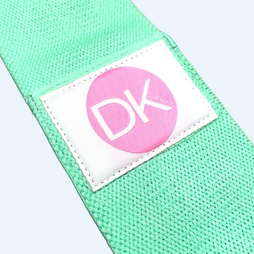 Mint Green DKF Resistance Band (Light)