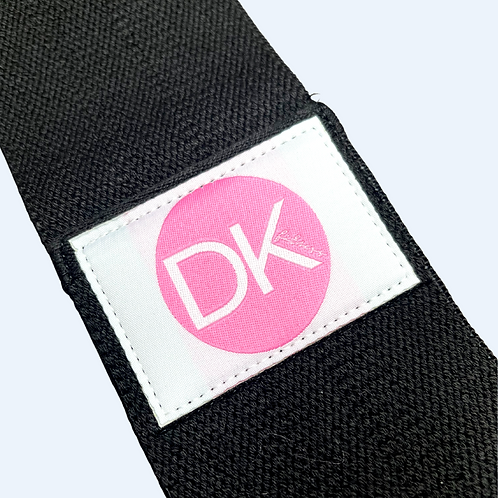 Black DKF Resistance Band (Heavy)