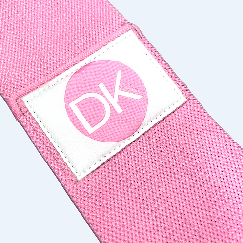 Pink DKF Resistance Band (Medium)