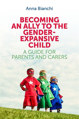 Becoming an Aly to the Gender Creative Child Book