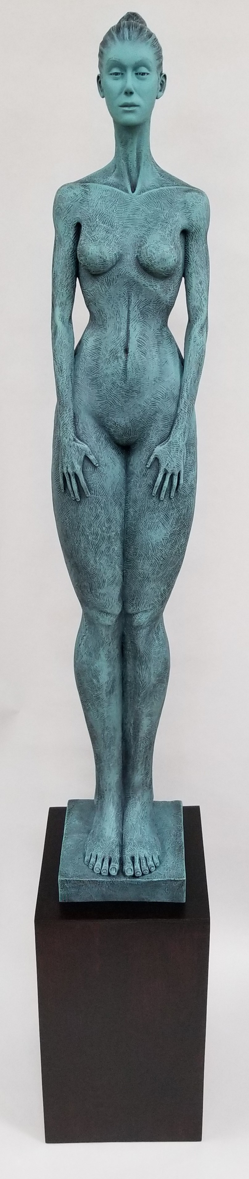 Abstract Woman 1 (Front)