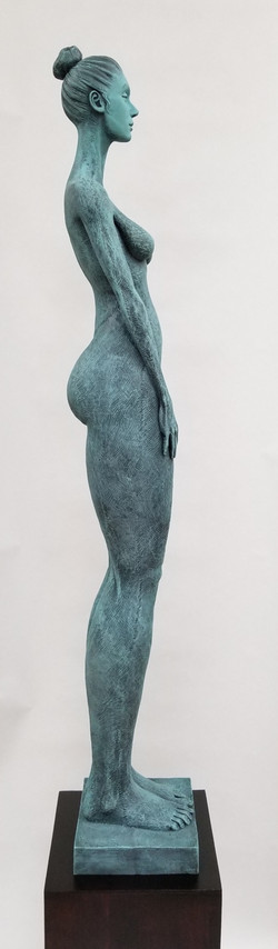 Abstract Woman 1 (Side)