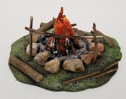 Campfire (Miniature)