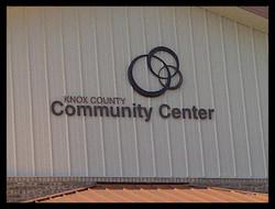 Knox Co. Community Center