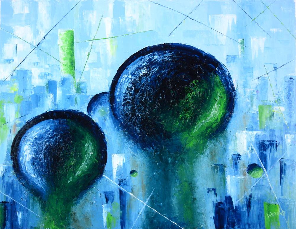 2 podivíni ve městě, abstrakt
