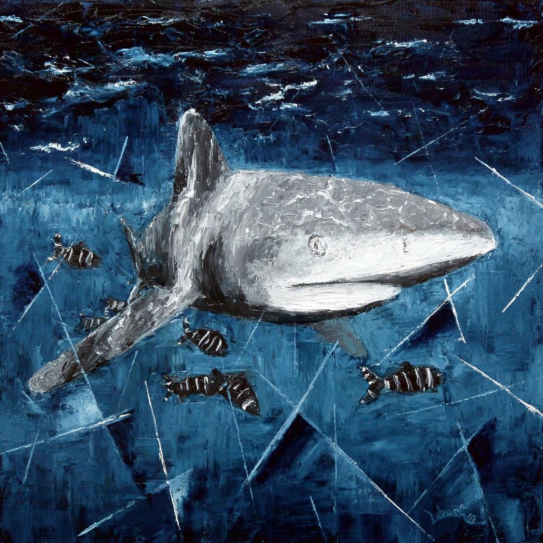 Žralok Longimanus