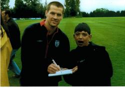 Michael Owen - Footballer