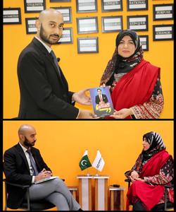 Interview at QASF