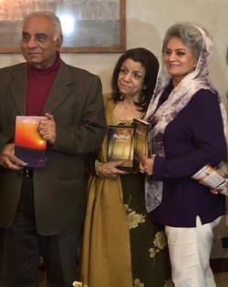 Naeem/yasmin Tahir, Massarat Misbah