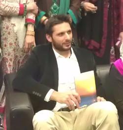 Shahid Afridi - Cricketer