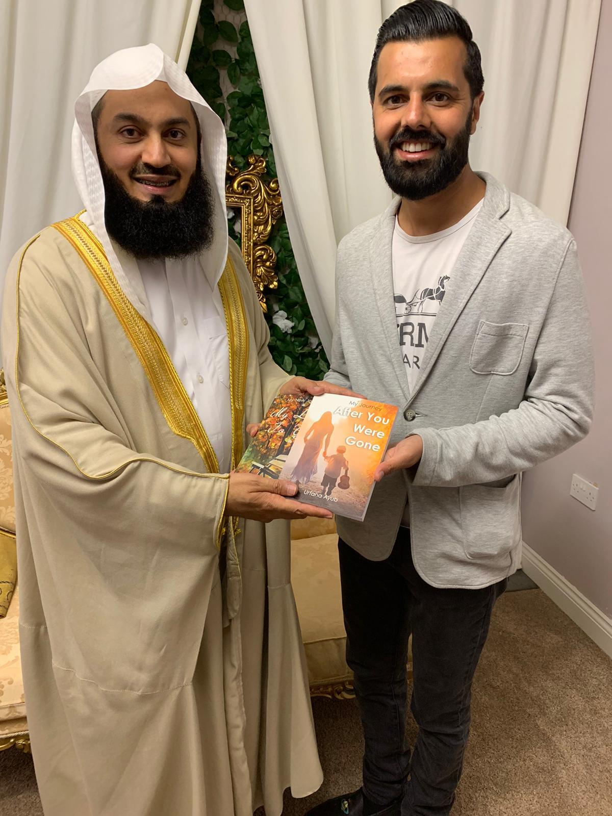 Mufti Menk and Ishfaq Farooq