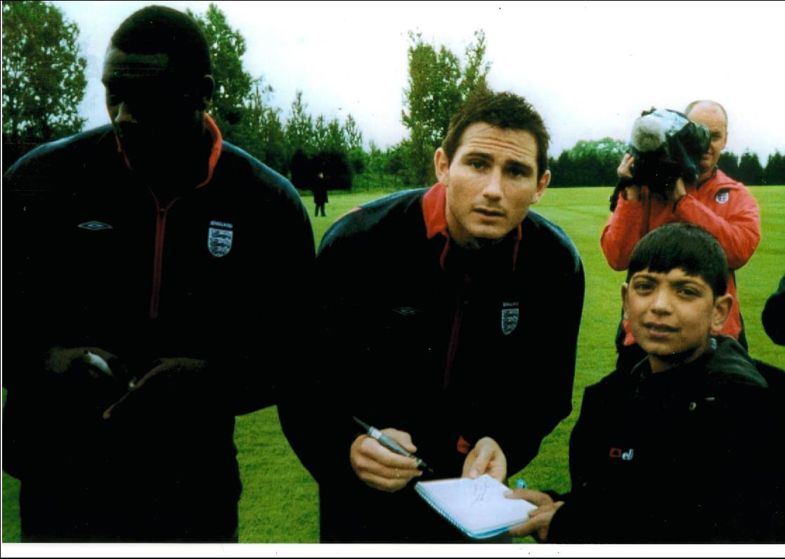 Frank Lampard - Footballer
