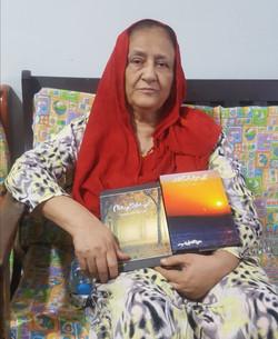 Bilquis Edhi - Edhi's Wife
