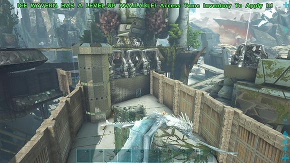Big, safe, endgame extinction base (xbox pve)