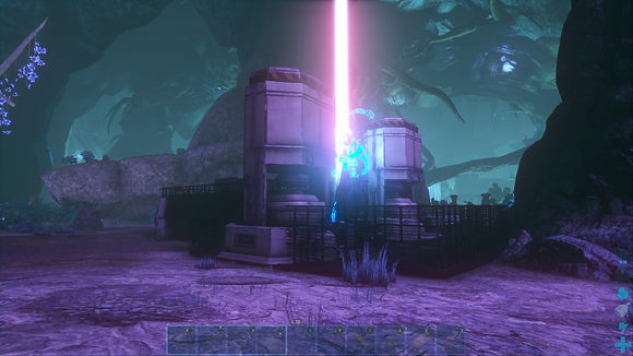 Amazing aberration metal farm fully equipped