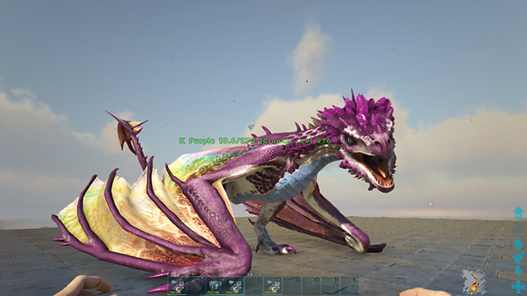 Unique event crystal wyvern (xbox pve)