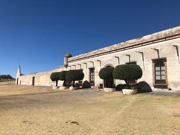 La Hacienda de San Pedro Tenexac: un espacio congelado en el tiempo.