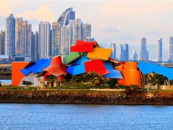 El Biomuseo o Museo de la Biodiversidad: ícono arquitectónico de Panamá.
