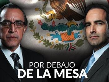 """""""Por debajo de la mesa"""": corrupción e impunidad, dos fuegos inextinguibles"""