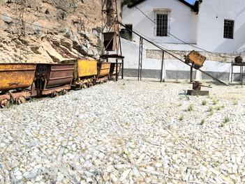 Museo Minero Hacienda Santa Ana.