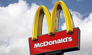Algunos países en donde no hay McDonald's.