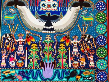El Arte Huichol.