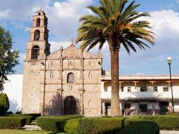 Aculco y su hermosa arquitectura colonial.