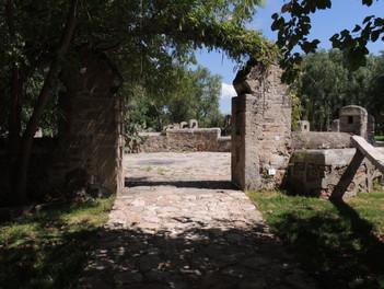 Hacienda Tovares en Cadereyta de Montes.