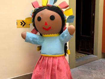 """Lele se viste de Querétaro"""