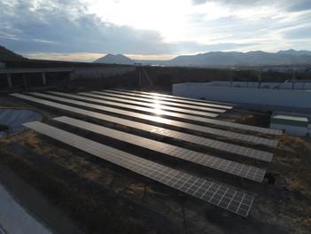 Segunda planta solar, proyecto de GOLDBECK SOLAR ahora para el sector industrial en Querétaro