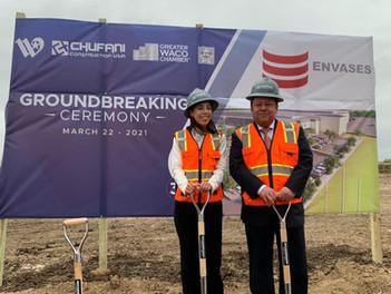 Constructora Chufani expande operaciones a Estados Unidos.
