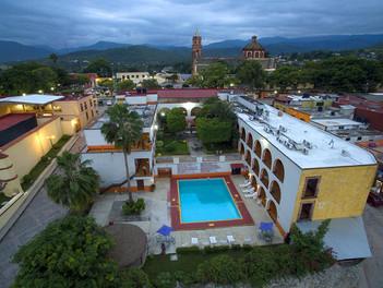 Hotel Misión Jalpan.