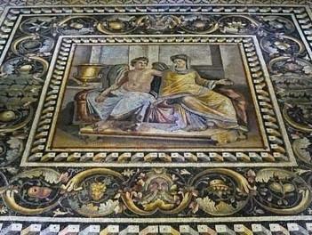 El Museo de los Mosaicos de Zeugma