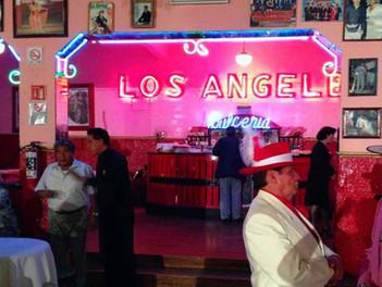 El Salón Los Ángeles ícono de la cultura popular mexicana está a punto de desaparecer.