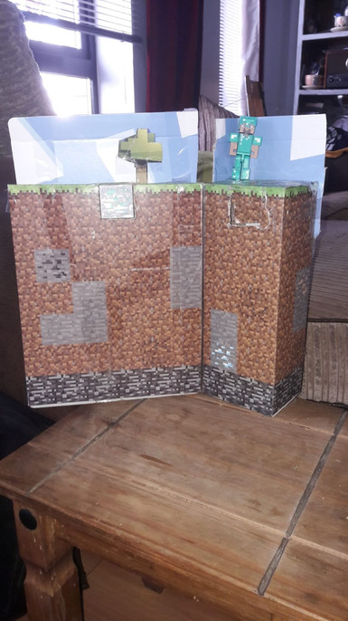 More DIY Minecraft